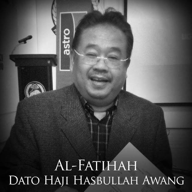 Pengulas sukan Hasbullah Awang meninggal dunia