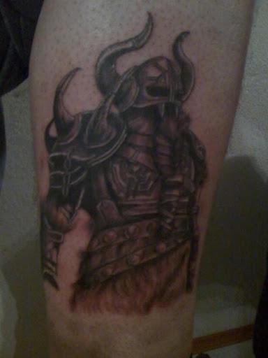 Viking Tattoo-Scandinavian Viking Tattoos Arts