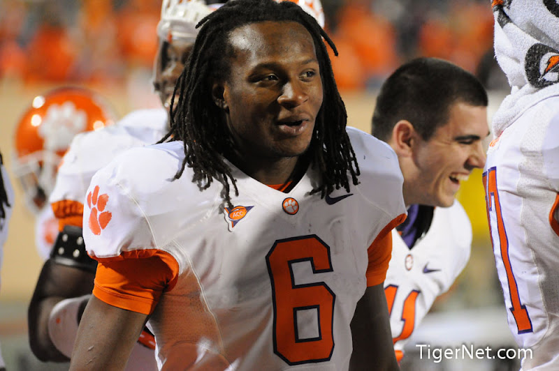 Clemson at Duke (Second Half) Photos - 2012, DeAndre Hopkins, Duke, Football
