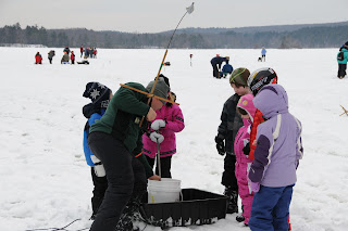 Pack 97 Ice Fishing 2011