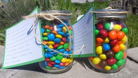 M&M Jar