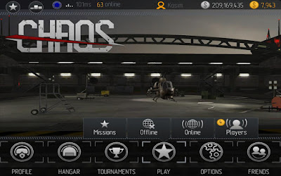 C.H.A.O.S Tounament HD v1.0.3
