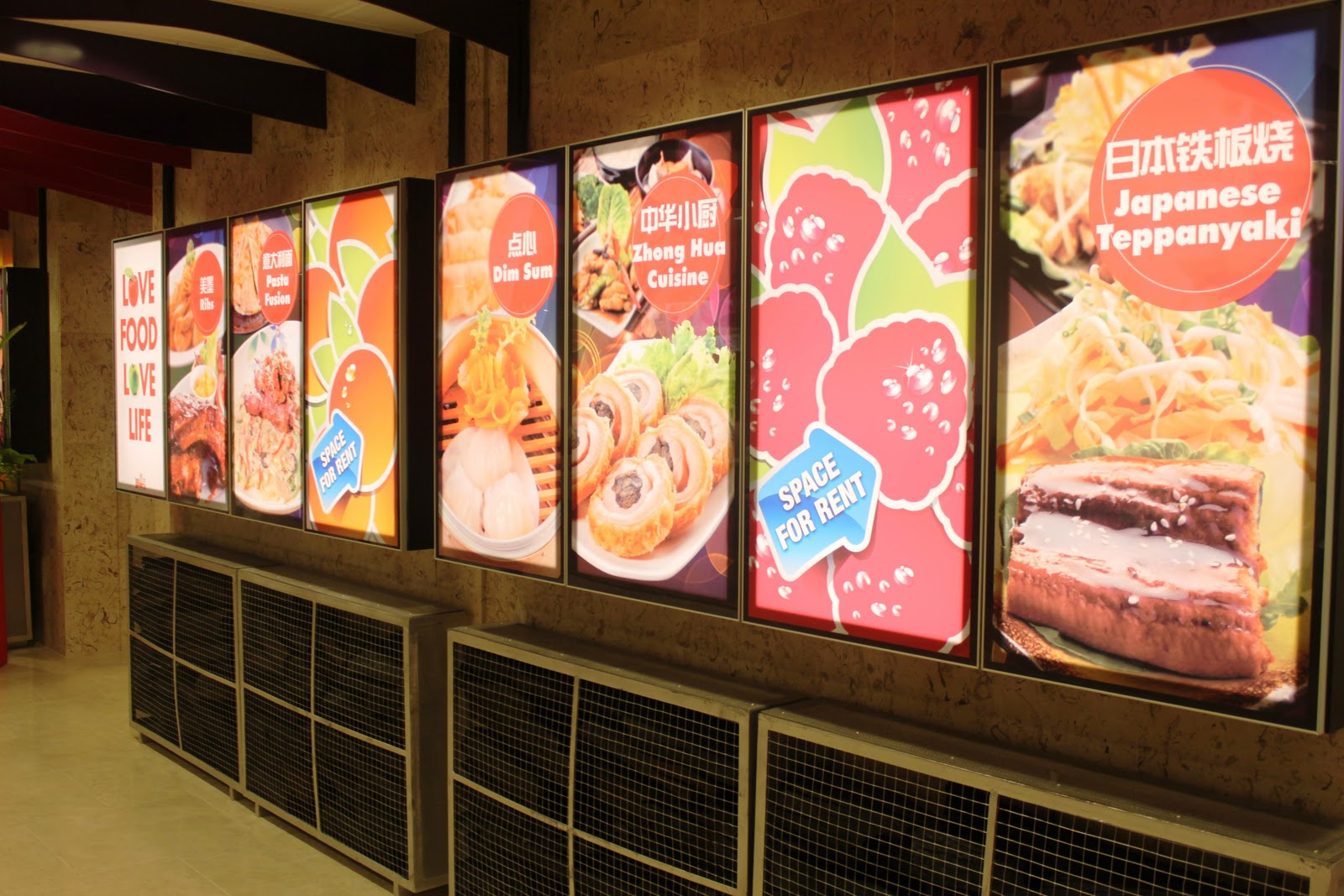 Penang Time Square Food Court