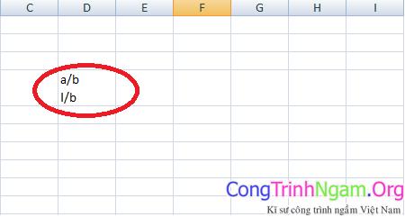 [Exel - Thủ thuật] Cách kẻ đường chéo trong bảng tính