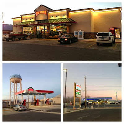 Maverick Gas Station >> Bechay Travels: Maverick Convenience Store and Gas Station in Battle Mountain, NV