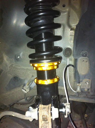 ISC Coilovers - How do I go lower?? - Subaru Legacy Forums