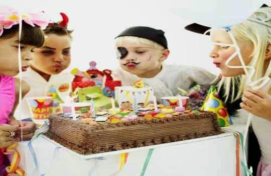 Fiesta tematica de cumpleaños