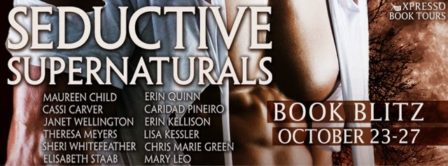 Book Blitz: Seductive Supernaturals Boxed Set