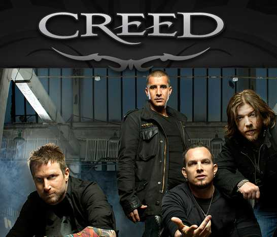 Creed Live in Manila 2012