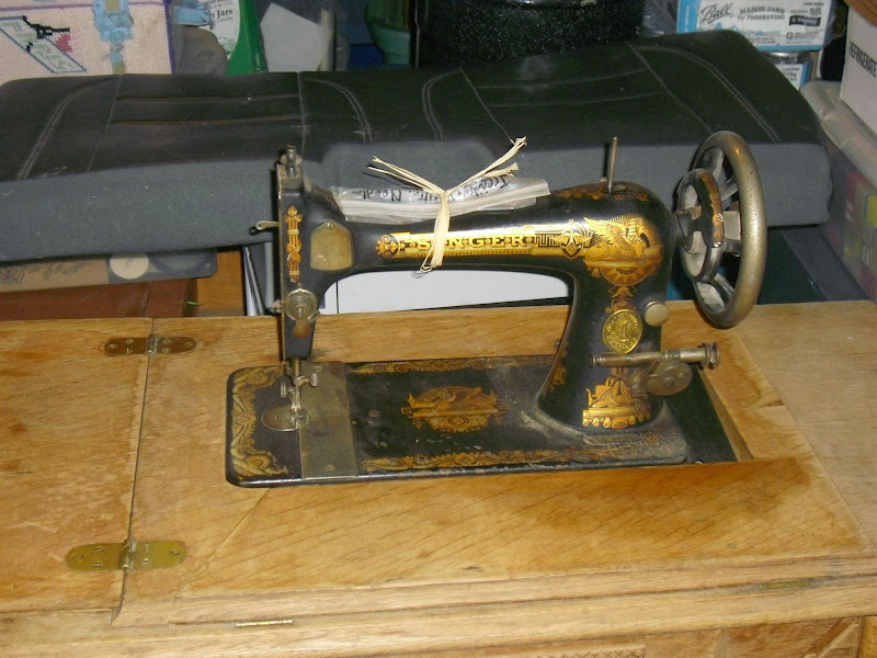 Vintage Singer Sewing 40 Machineworth Using Simple Sewing Machine Help Forum
