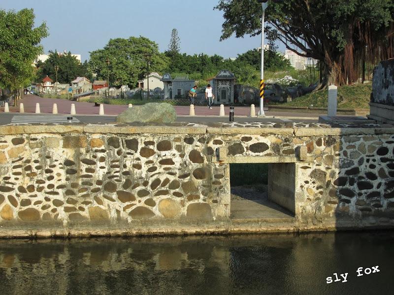 安平小砲台台南古蹟