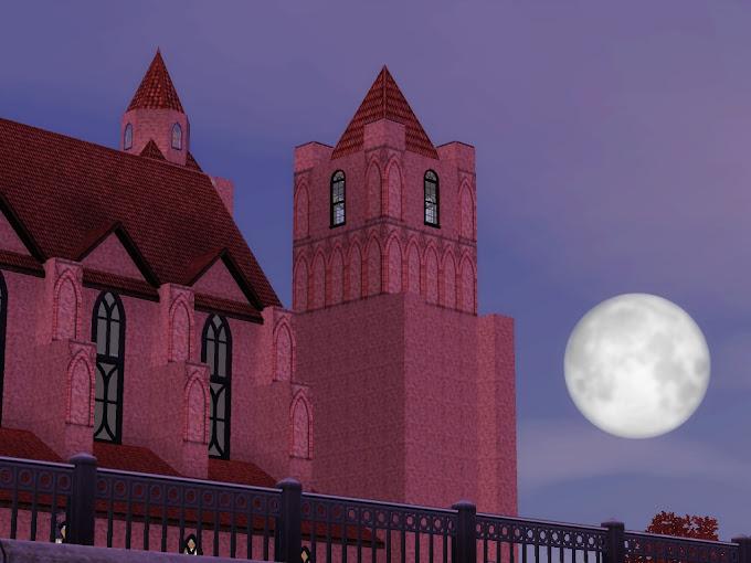 st erazm kirche gothic delsburg stadt