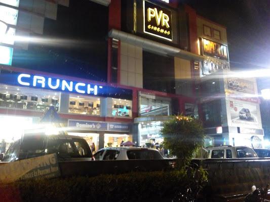 PVR Prashant Vihar, Fun City Mall, 2nd Floor, Pvr Prashant Vihar Road, New Delhi, Delhi 110085, India
