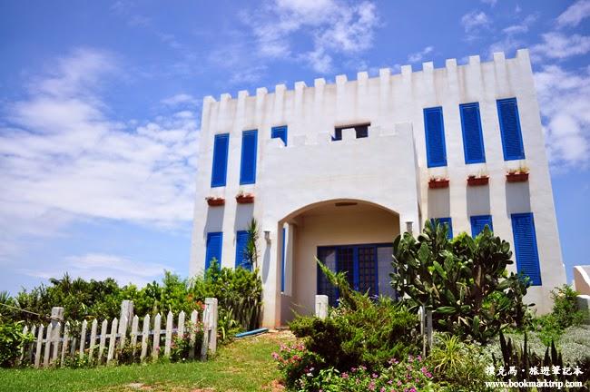 白馬的家地中海建築