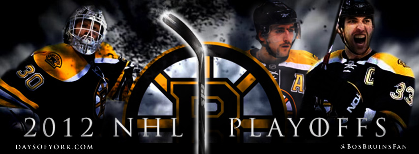 Boston Bruins playoff schedule