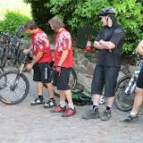 Bike - Jagdhof`s Technik & Trailwoche 2011 im mit Manfred Stromberg & dem Professor
