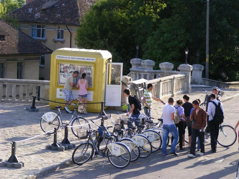 inchiriere biciclete gratuit iasi
