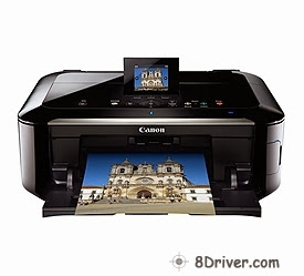 Download Canon PIXMA MG5320 Printer Driver & setting up