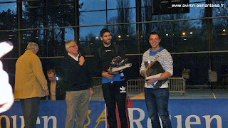 Rouen - Test ergomètre - Seniors hommes Victoire de Michael Barbotin