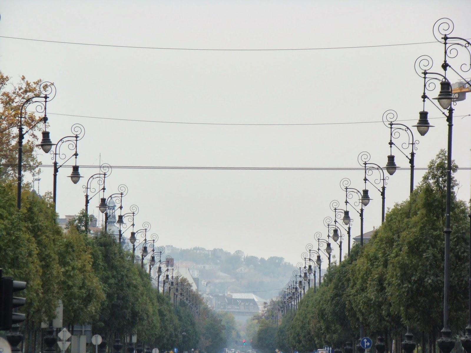 Avenida Andrassy, Budapest, Hungría, Elisa N, Blog de Viajes, Lifestyle, Travel