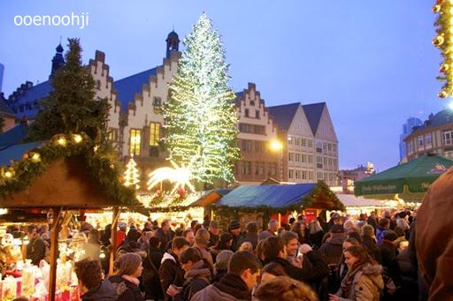 ドイツ・クリスマスマーケット旅行記