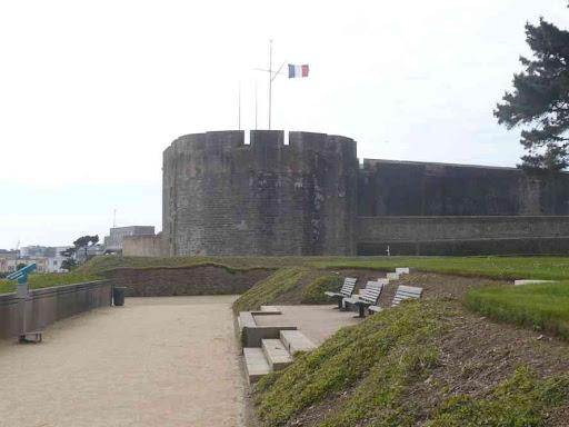 La citadelle de Brest
