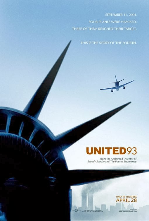 Poster Of United 93 (2006) Full Movie Hindi Dubbed Free Download Watch Online At Alldownloads4u.Com