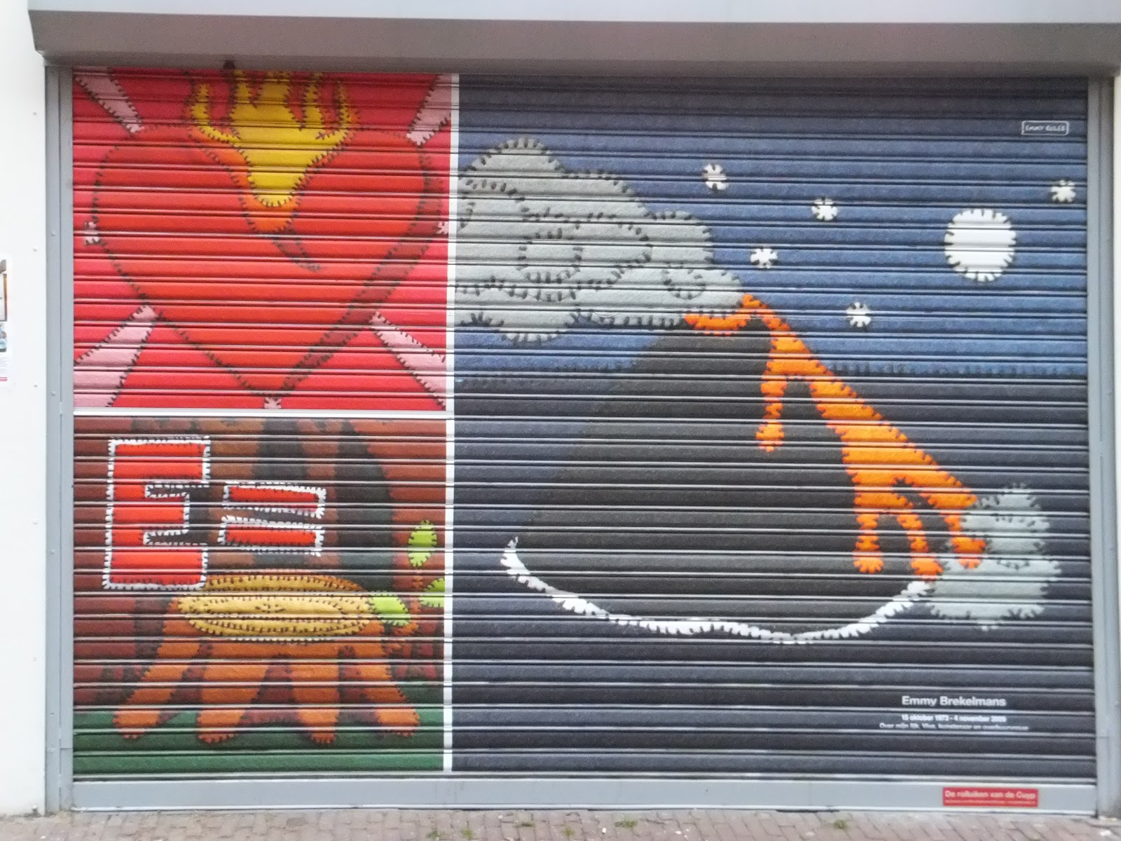 Street Art, De Pijp, Amsterdam, Elisa N, Blog de Viajes, Lifestyle, Travel