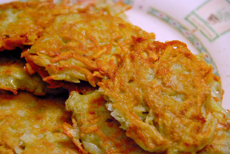 German Potato Pancakes German potato pancakes