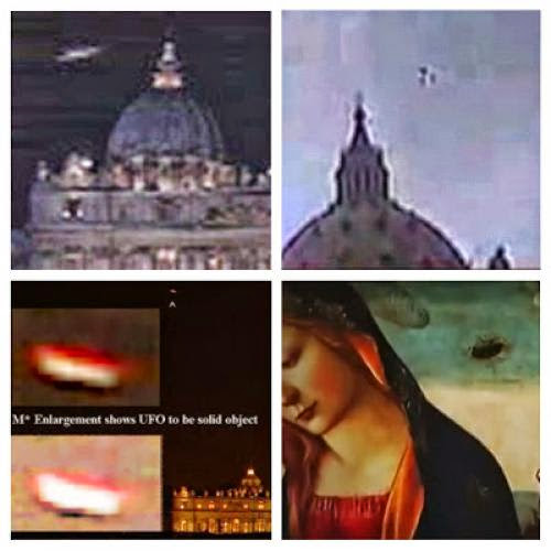 Vatican Hides Alien Information From Public Ufo Sighting News