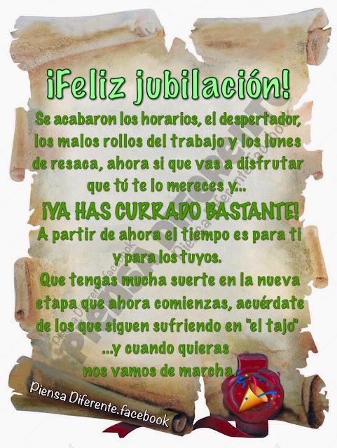 Palabras Para Jubilacion | newhairstylesformen2014.com