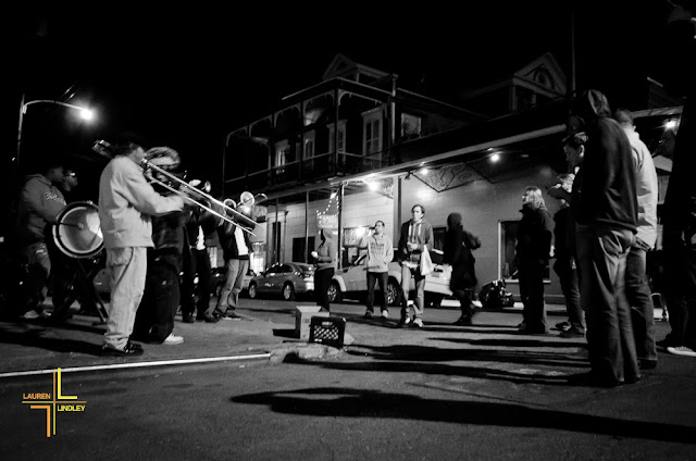 Frenchman St, Brass Bands, New Orleans, Street Music
