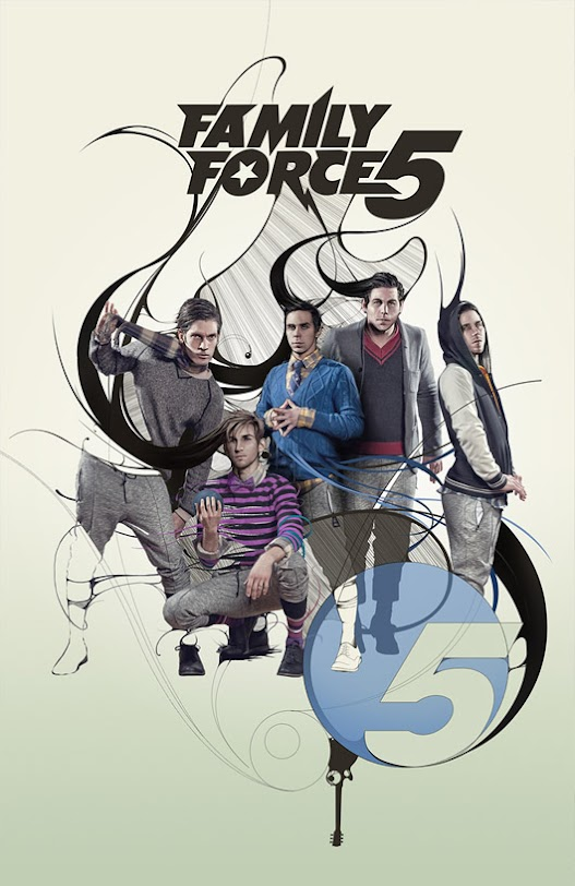 Family Force 5, de Zach Bush