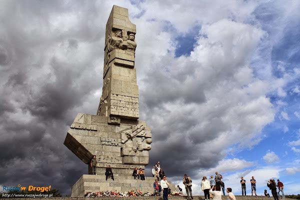 Gdańsk Pomnik Westerplatte