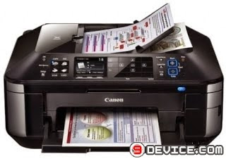pic 1 - the right way to get Canon PIXMA MX886 laser printer driver