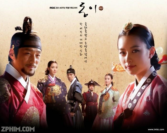 Ảnh trong phim Hoàng Cung Dậy Sóng - Dong Yi 2