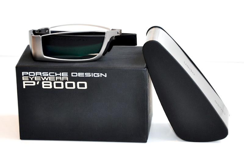Porsche Design Eyewear Daily Fashion Blog