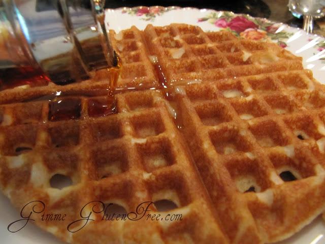 Heaven Sent  Waffles