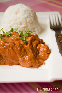 (Butter chicken