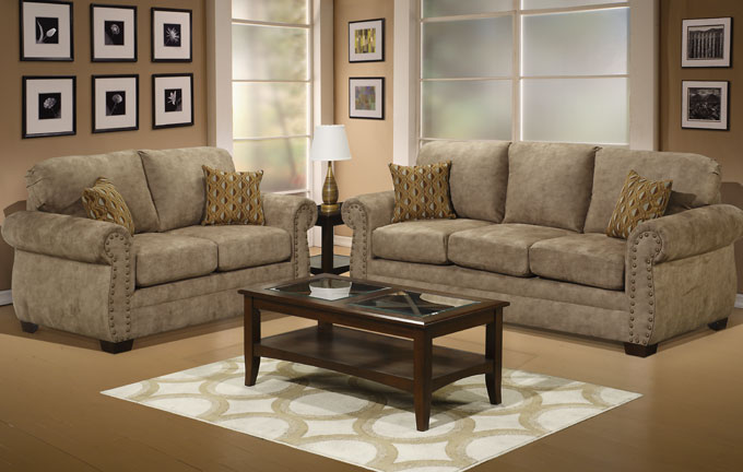 Queen furniture living room salas for Modelos de muebles para sala