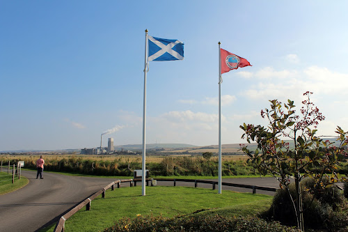 Dunbar Camping and Caravanning Club Site at Dunbar Camping and Caravanning Club Site