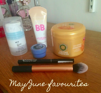 May/June beauty favourites