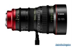Canon Cinema zoom lenses