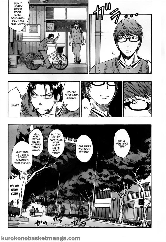 Kuroko no Basket Manga Chapter 36 - Image 18