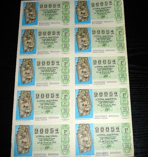 Loteria Nacional-pag codice