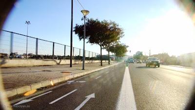 carril bici Eusebio Estada