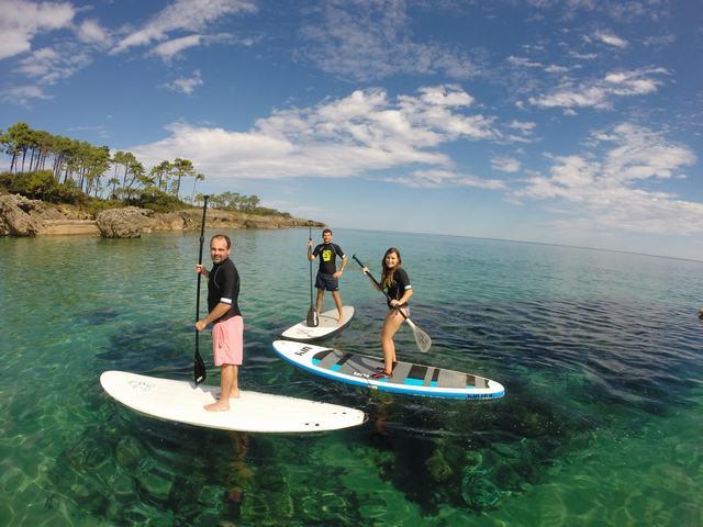 Paddle Surf Noja