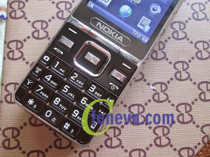 Man hinh lon nghe nhac cuc to voi dien thoai Nokia K16
