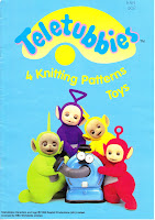 TELETUBBIES: 4 TOYS