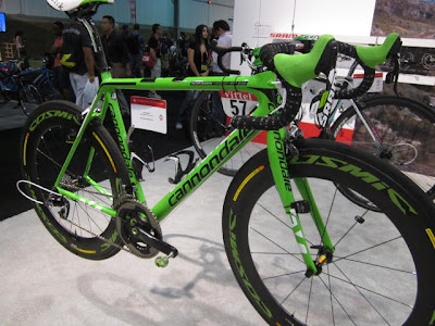 Peter Sagan's bike